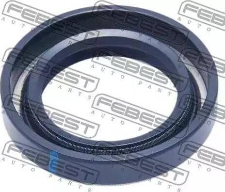 Febest 95GAY29430808X - Уплотнительное кольцо вала, приводной вал autodif.ru