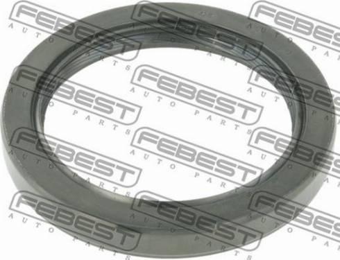 Febest 95GBY49640808R - Уплотнительное кольцо вала, первичный вал ступенчатой КП autodif.ru