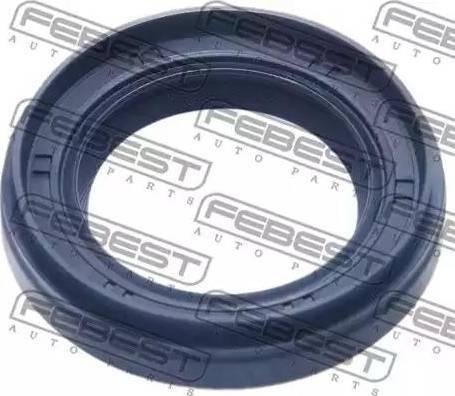 Febest 95HAY35540811R - Уплотнительное кольцо вала, приводной вал autodif.ru