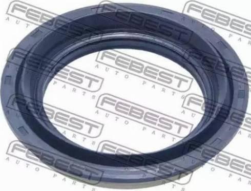 Febest 95JDS57740914X - Уплотнительное кольцо вала, приводной вал autodif.ru