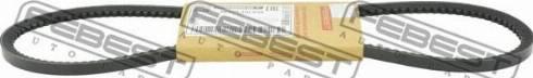 Febest 8812010L938 - Клиновой ремень autodif.ru