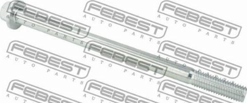 Febest 2729002 - Болт регулировки развала колёс autodif.ru