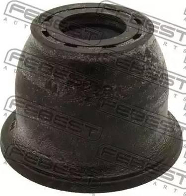 Febest HTRBRB - Ремкомплект, наконечник поперечной рулевой тяги autodif.ru