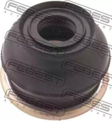 Febest HYBJBACC - Ремкомплект, наконечник поперечной рулевой тяги autodif.ru