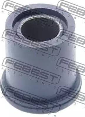 Febest MZSBBT504 - Втулка, листовая рессора autodif.ru