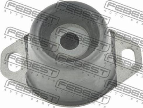 Febest PGM-206LH - Подвеска, двигатель autodif.ru