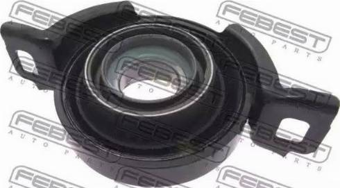 Febest TCB010 - Подшипник, промежуточный подшипник карданного вала autodif.ru