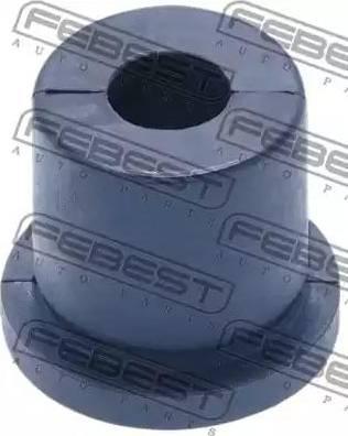 Febest TSB825 - Втулка, листовая рессора autodif.ru