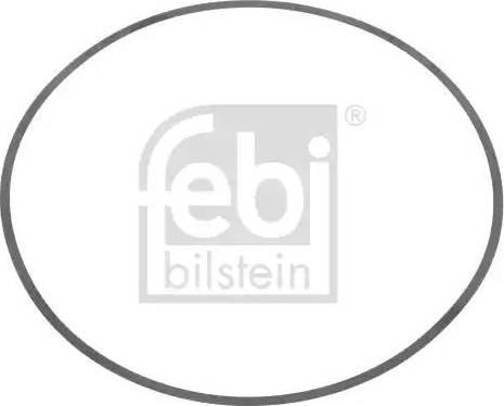 Febi Bilstein 49541 - Прокладка, гильза цилиндра autodif.ru