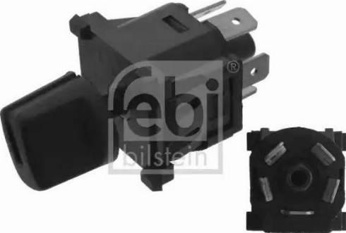 Febi Bilstein 45623 - Выключатель вентилятора, отопление / вентиляция autodif.ru