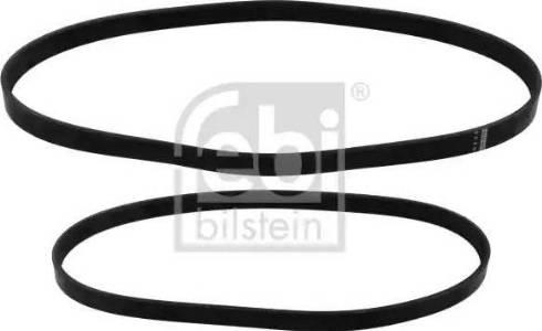 Febi Bilstein 40859 - Поликлиновой ременный комплект autodif.ru