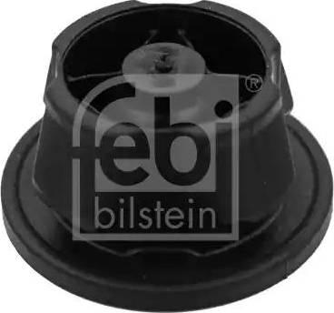 Febi Bilstein 40836 - Крепёжный элемент, кожух двигателя autodif.ru