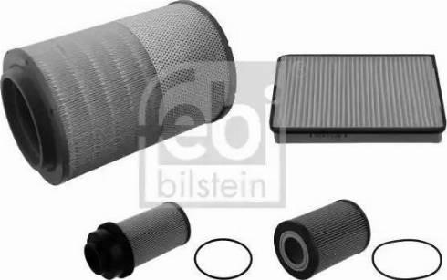 Febi Bilstein 40830 - Комплект фильтра autodif.ru