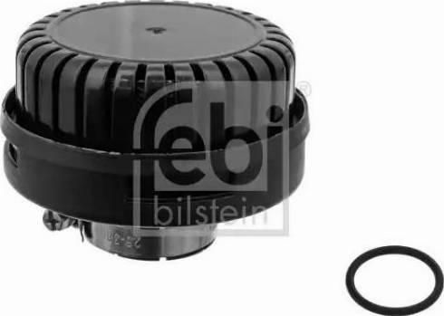 Febi Bilstein 48693 - Глушитель шума, пневматическая система autodif.ru