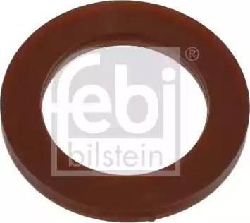 Febi Bilstein 05597 - Уплотнительное кольцо, резьбовая пробка маслосливн. отверст. autodif.ru