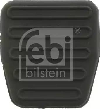 Febi Bilstein 05243 - Накладка на педаль, педаль сцепления autodif.ru