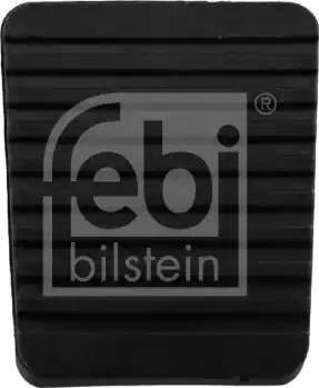Febi Bilstein 05219 - Накладка на педаль, педаль сцепления autodif.ru