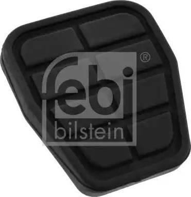 Febi Bilstein 05284 - Накладка на педаль, педаль сцепления autodif.ru