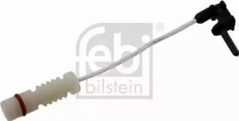 Febi Bilstein 01498 - Сигнализатор, износ тормозных колодок autodif.ru
