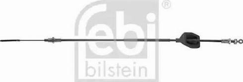 Febi Bilstein 08914 - Трос, автоматическая коробка передач autodif.ru