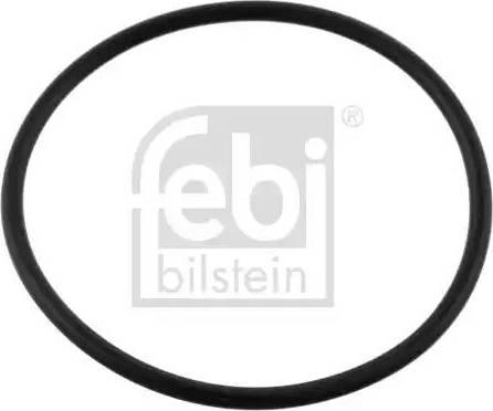 Febi Bilstein 08937 - Уплотнительное кольцо, гидравлический фильтр autodif.ru