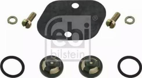Febi Bilstein 08491 - Клапан, вакуумный насос autodif.ru