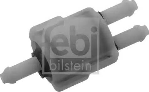 Febi Bilstein 08600 - Клапан, провод стеклоомывателя autodif.ru