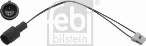 Febi Bilstein 08045 - Сигнализатор, износ тормозных колодок autodif.ru