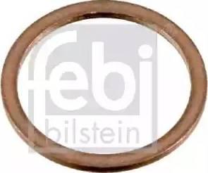Febi Bilstein 03083 - Уплотнительное кольцо, термовыключ autodif.ru