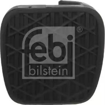 Febi Bilstein 03841 - Накладка на педаль, педаль сцепления autodif.ru