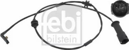 Febi Bilstein 02917 - Сигнализатор, износ тормозных колодок autodif.ru
