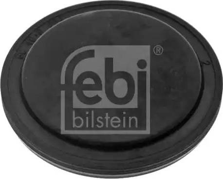 Febi Bilstein 02067 - Фланцевая крышка, автоматическая коробка передач autodif.ru