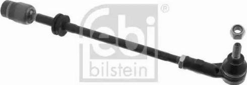 Febi Bilstein 07979 - Ремкомплект, поперечная рулевая тяга autodif.ru