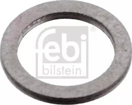 Febi Bilstein 07106 - Уплотнительное кольцо, резьбовая пробка маслосливн. отверст. autodif.ru