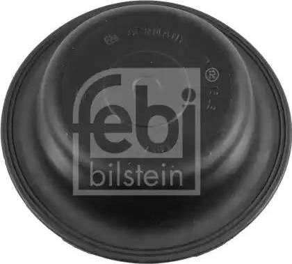 Febi Bilstein 07101 - Мембрана, мембранный тормозной цилиндр autodif.ru