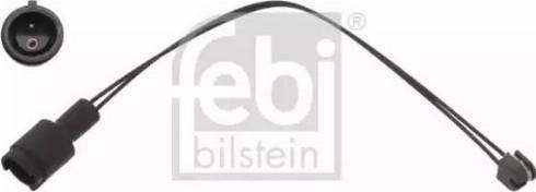 Febi Bilstein 07736 - Сигнализатор, износ тормозных колодок autodif.ru