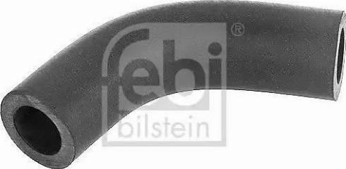 Febi Bilstein 19389 - Шланг разрежения, тормозная система autodif.ru