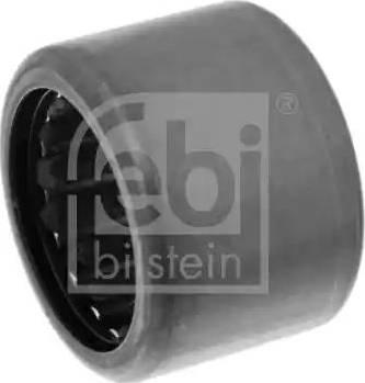 Febi Bilstein 14098 - Центрирующий опорный подшипник, система сцепления autodif.ru