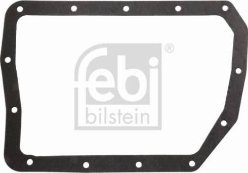 Febi Bilstein 106181 - Прокладка, масляный поддон автоматической коробки передач autodif.ru