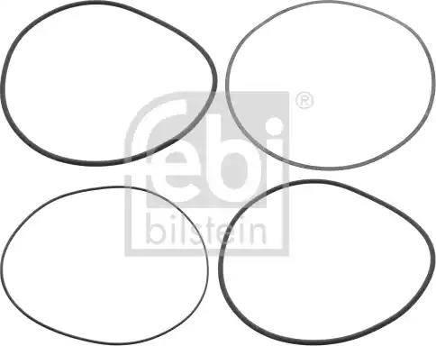 Febi Bilstein 100108 - Комплект прокладок, гильза цилиндра autodif.ru
