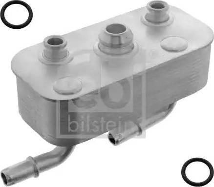 Febi Bilstein 100128 - Масляный радиатор, автоматическая коробка передач autodif.ru