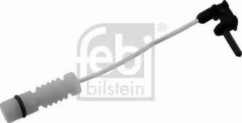 Febi Bilstein 100352 - Сигнализатор, износ тормозных колодок autodif.ru