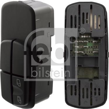 Febi Bilstein 101841 - Выключатель, стеклолодъемник autodif.ru