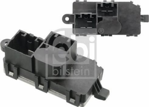Febi Bilstein 101886 - Блок управления, отопление / вентиляция autodif.ru