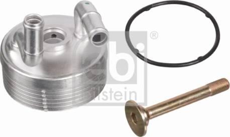 Febi Bilstein 103056 - Масляный радиатор, автоматическая коробка передач autodif.ru
