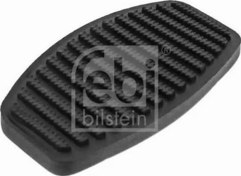 Febi Bilstein 12833 - Накладка на педаль, педаль сцепления autodif.ru