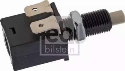 Febi Bilstein 12255 - Выключатель фонаря сигнала торможения autodif.ru