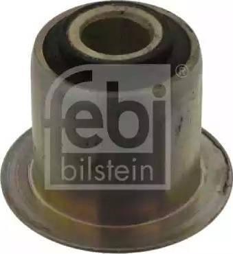 Febi Bilstein 12763 - Втулка, листовая рессора autodif.ru