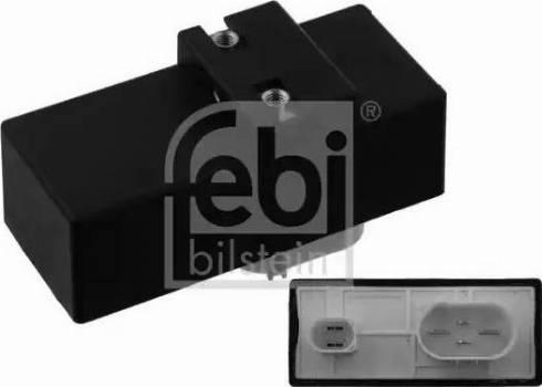 Febi Bilstein 39739 - Блок управления, эл. вентилятор (охлаждение двигателя) autodif.ru