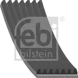 Febi Bilstein 34337 - Поликлиновой ремень autodif.ru